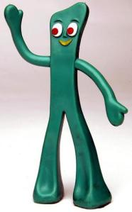 Gumby - ain't no Fascia gonna hold him down!