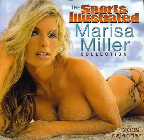Marisa Miller looks great here - what does she have in common with the other two models?  Stay tuned!
